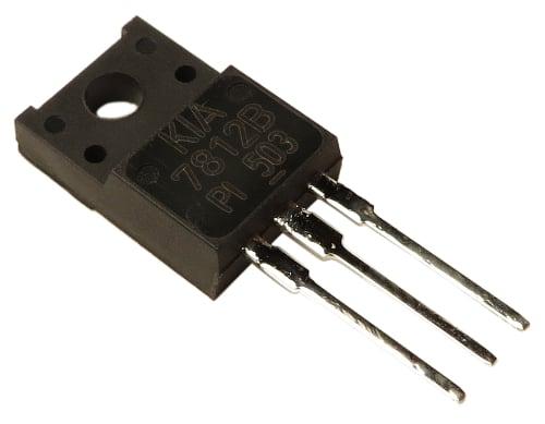 Regulator IC KIA7812 for AVR-S700W