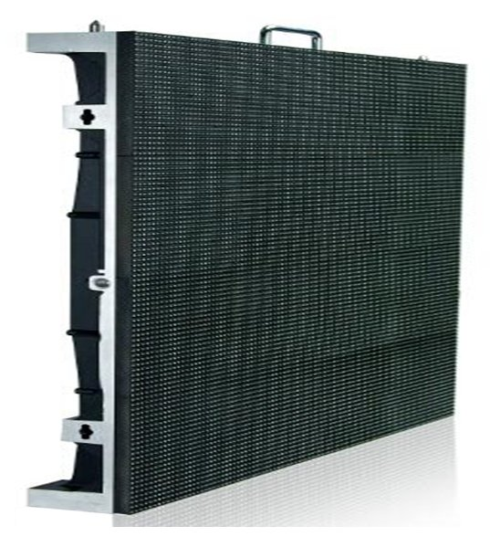 28-Panel Outdoor LED Video Display with 7.62mm Pixel Pitch