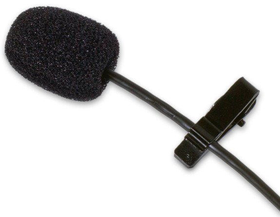 Lavalier Microphone for GoPro Hero3, Hero3+, Hero4 Action Cameras