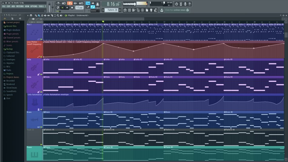 Fruity Edition Music Composition and Production Software for Windows