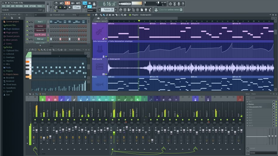 Producer Edition Music Composition and Production Software for Windows