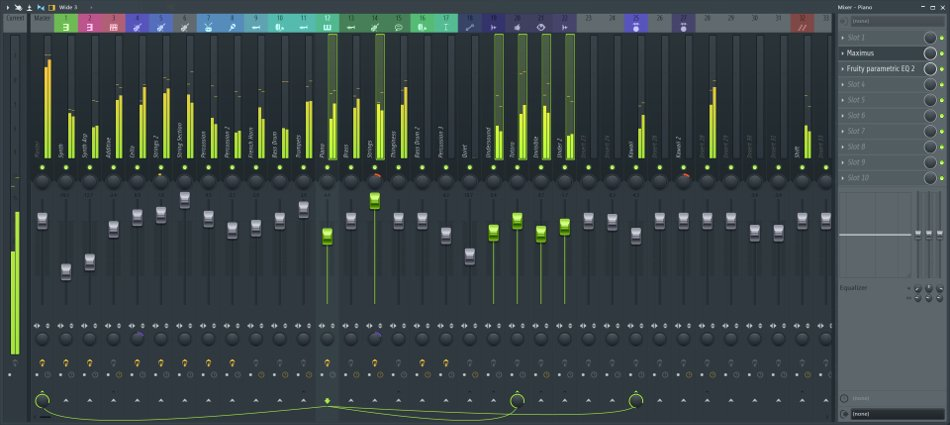 Signature Bundle Music Composition and Production Software