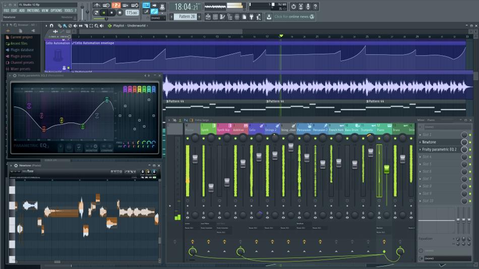 Signature Bundle Music Composition and Production Software