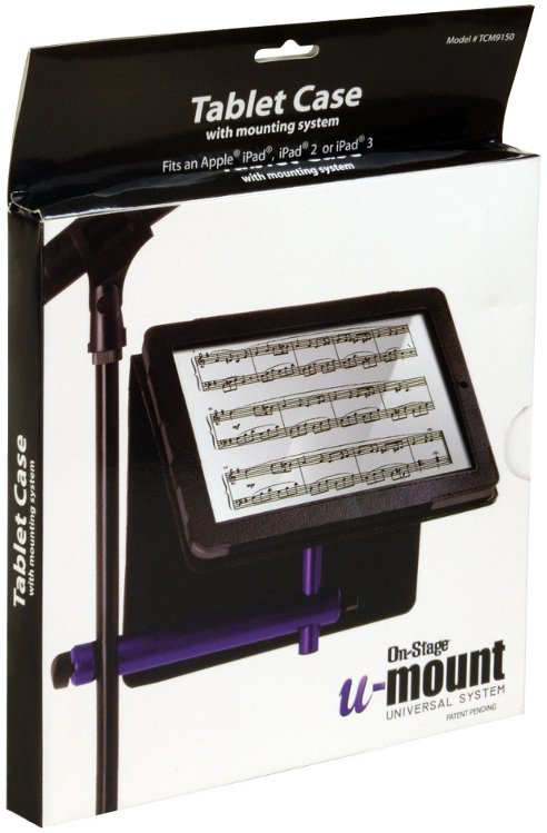 u-mount iPad Mounting System / Folio Case