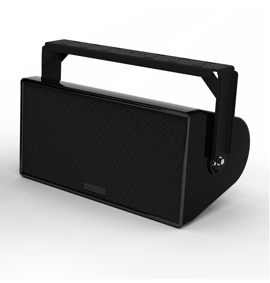 "12"" 2-Way, Full-Range Loudspeaker, Black"