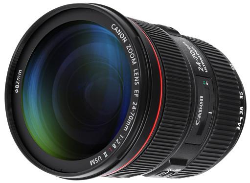 EOS Cinema 100 MK II with Dual Pixel CMOS AF and 3 Lenses
