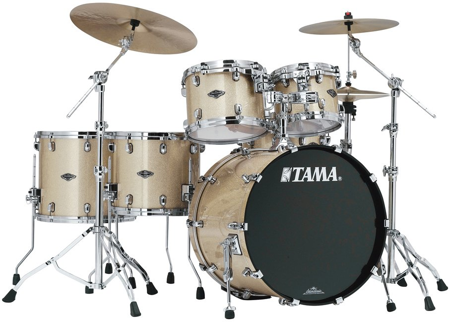 5 Piece Starclassic Performer B/B Shell Kit in Champagne Sparkle Finish