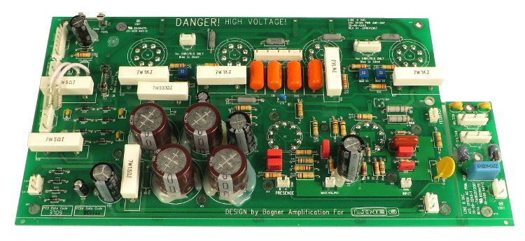Power Amp PCB Assembly for Spider Valve MKII