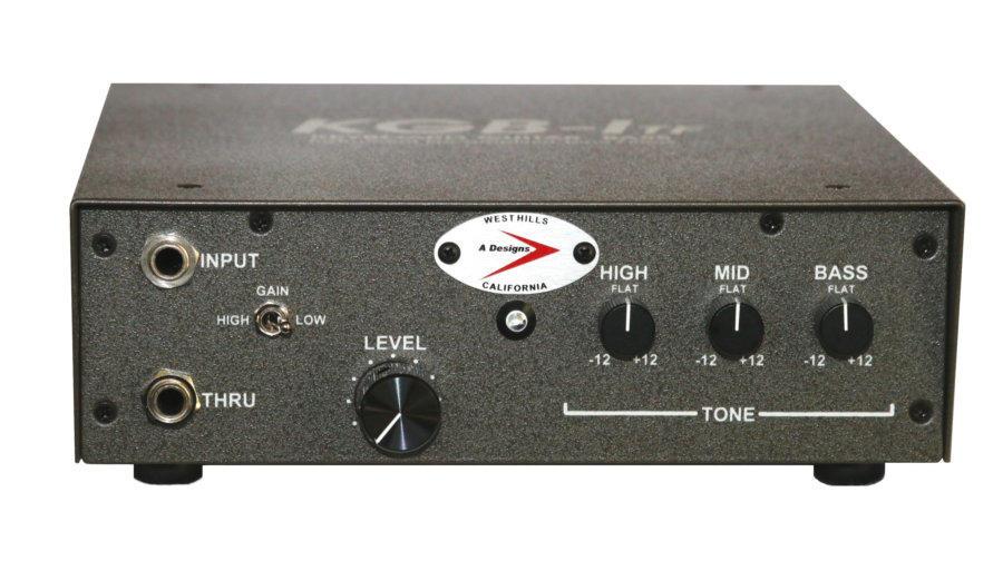 Mono Instrument Pre-Amp