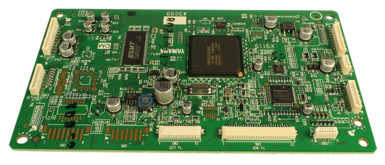 DM PCB Assembly for YPG-635 and DGX-630