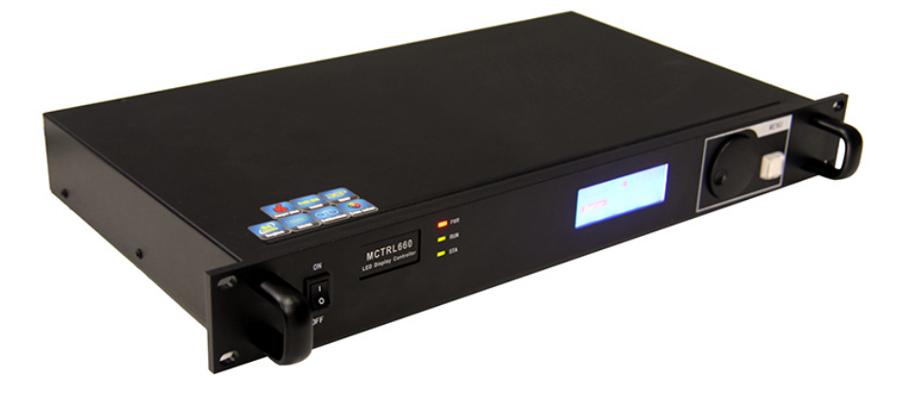 Vanguard LED Displays MCTRL660 Novastar LED Display Sending Unit MCTRL-660