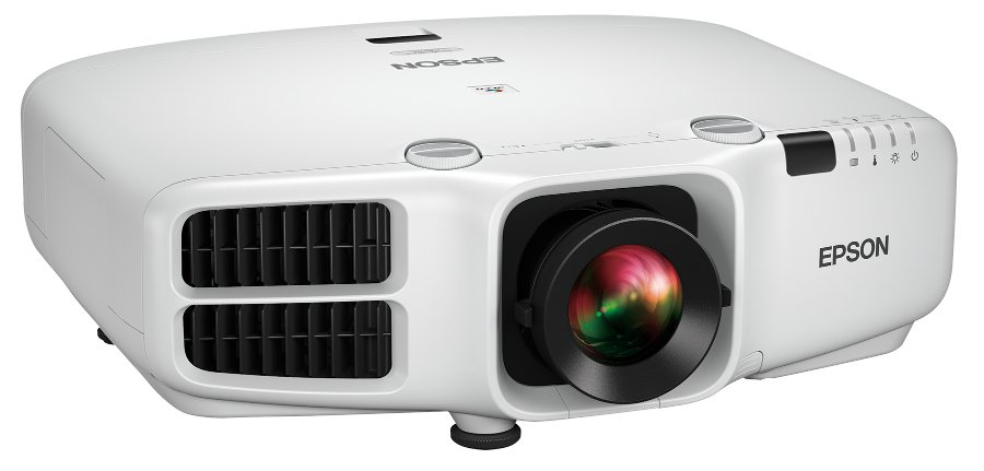 6500 Lumens XGA 3LCD Large Venue Projector with Standard Lens