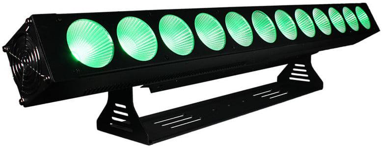 12x 25W RGBAW COB LED Bar
