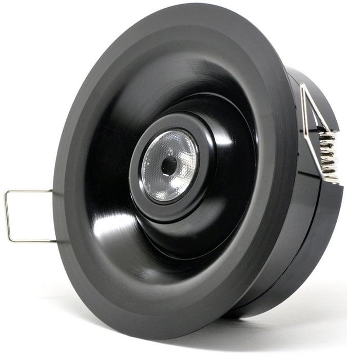 Gantom Lighting PM31  30mm Recessed Downlight Trim for Precision Z, Gantom iQ, and Gantom iQx Fixtures PM31