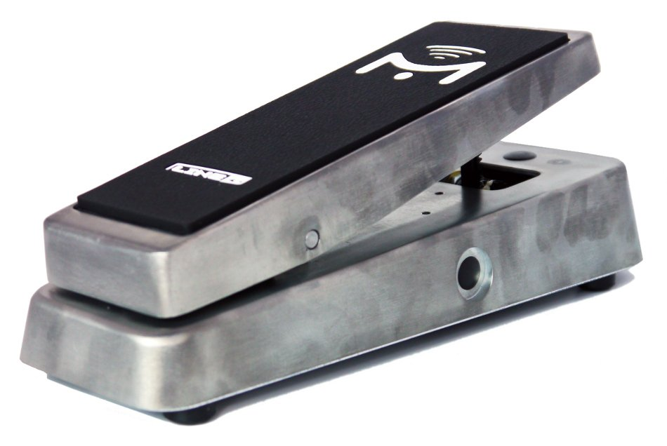 Expression Pedal for Line 6 Amps and Effects in Metal Finish