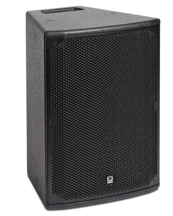"2-Way, 10"" LF, 1"" HF Speaker"
