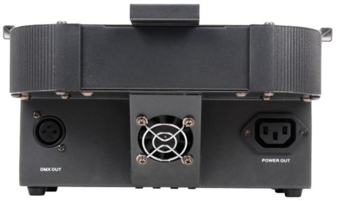 12x5W RGBA LED Slim Par Fixture with DMX