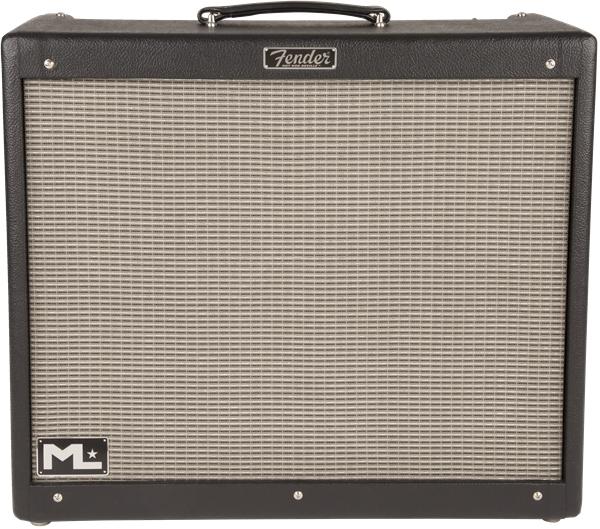 Fender Hot Rod Deville Ml 212 2x12 60w Tube Combo Guitar
