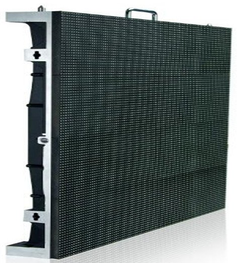 Outdoor LED Video Display with 7.62mm Pixel Pitch