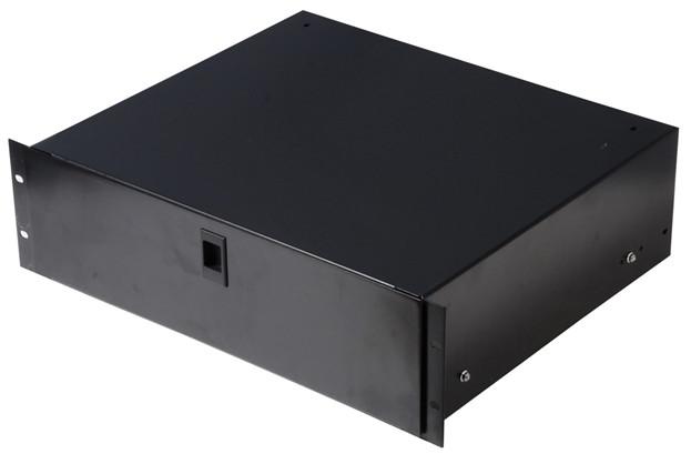 """Gator Cases Rackworks GRW-DRWDF2 2RU Drawer with Diced Foam and 14.2"""" Depth GRW-DRWDF2"""