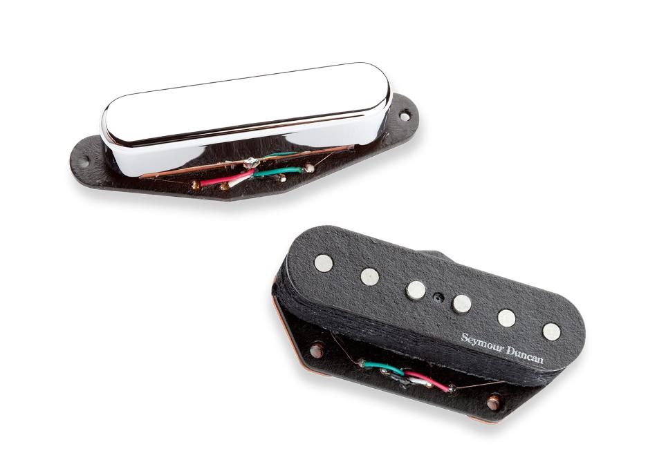 Neck and Bridge Pickups for Telecaster, Set of 2
