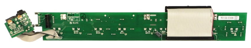 UI PCB Assembly for Spider III