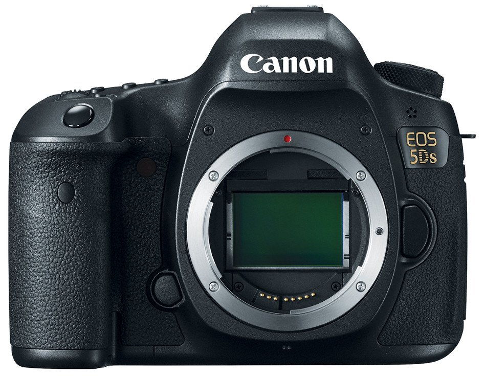 Canon EOS 5DS Kit 50.6MP DSLR Camera Body Without Lens EOS-5DS-KIT