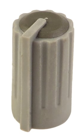 Grey Knob for MP8DX and NX520