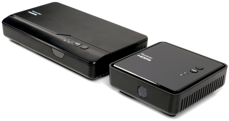 HDMI Wireless Transceiver and Receiver