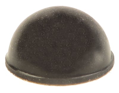 Round Black Bumpon for 1604-VLZ PRO