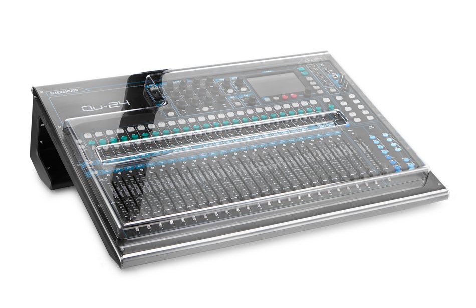 Decksaver Pro, Cover for A&H QU-24