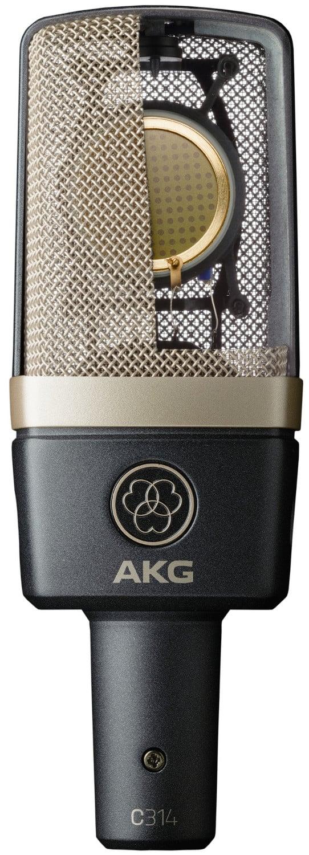 Multi-Pattern Condenser Microphone, Professional