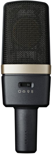 AKG C314 MATCHED PAIR Matched Pair Stereo Set Package, Multi-Pattern Condenser Mics C314-MATCHED-PAIR