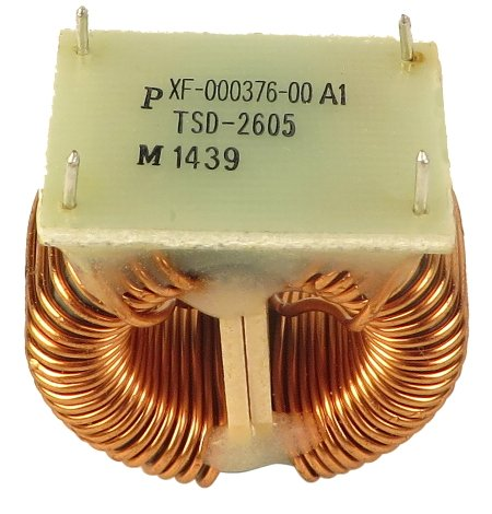 4MH 4-Pin Inductor for KW122
