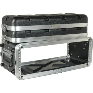 3RU ABS Series Wireless Rack Case