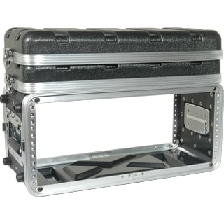 4RU ABS Series Wireless Rack Case