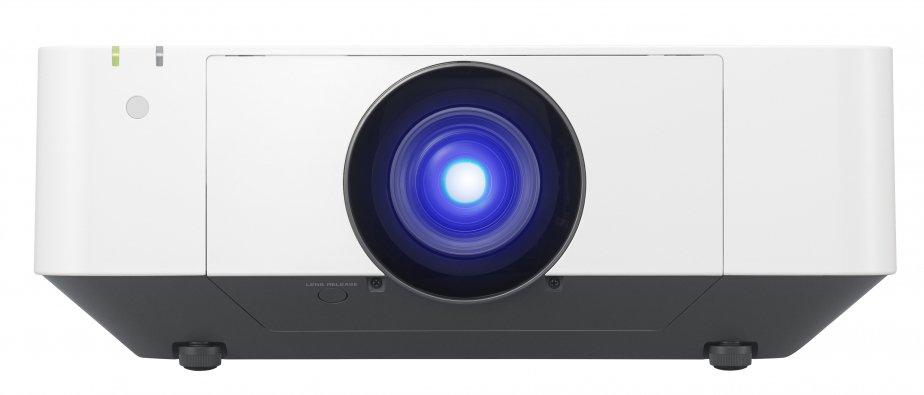 5000 Lumens WUXGA 3LCD Laser Projector with HDBaseT in White