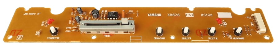 Yamaha WK351500 PN1 PCB Assembly for P-85 WK351500