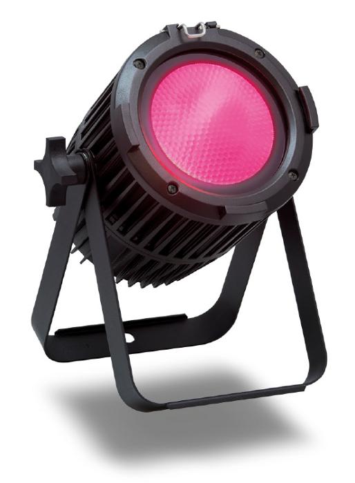 LED PAR Type Fixture in Black