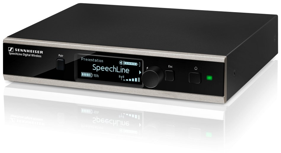 SpeechLine DW Digital Wireless Receiver