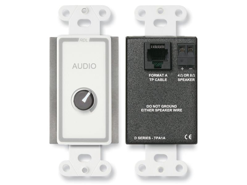 Radio Design Labs D-TPA1A 3.5W Power Amp, Format-A D-TPA1A