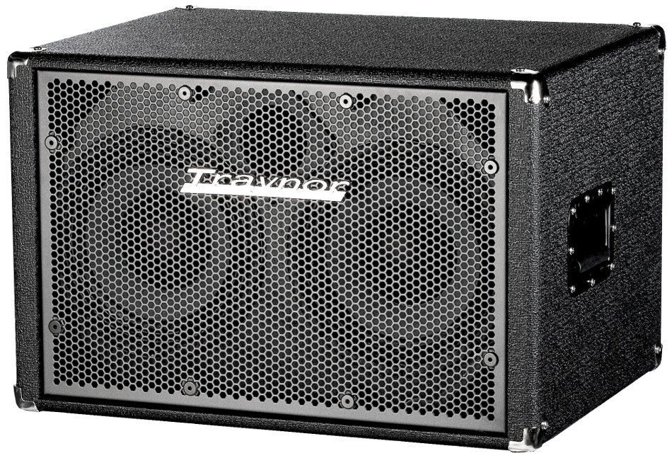 """2x10"""" 400W (8 Ohms) Bass Cabinet"""