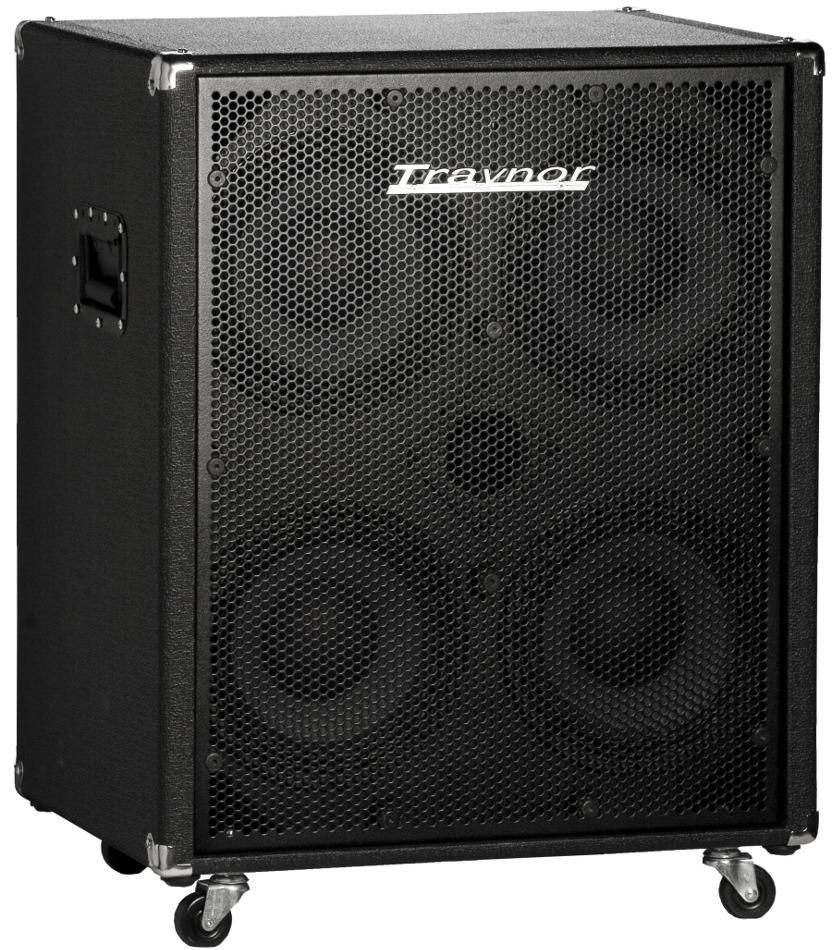 """4x10"""" 800W (8 Ohms) Bass Cabinet"""