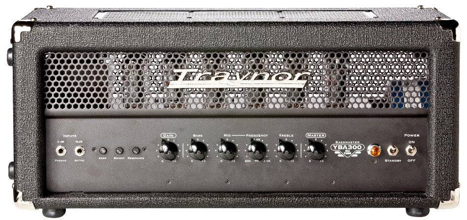 300W Tube Bass Amplifier Head
