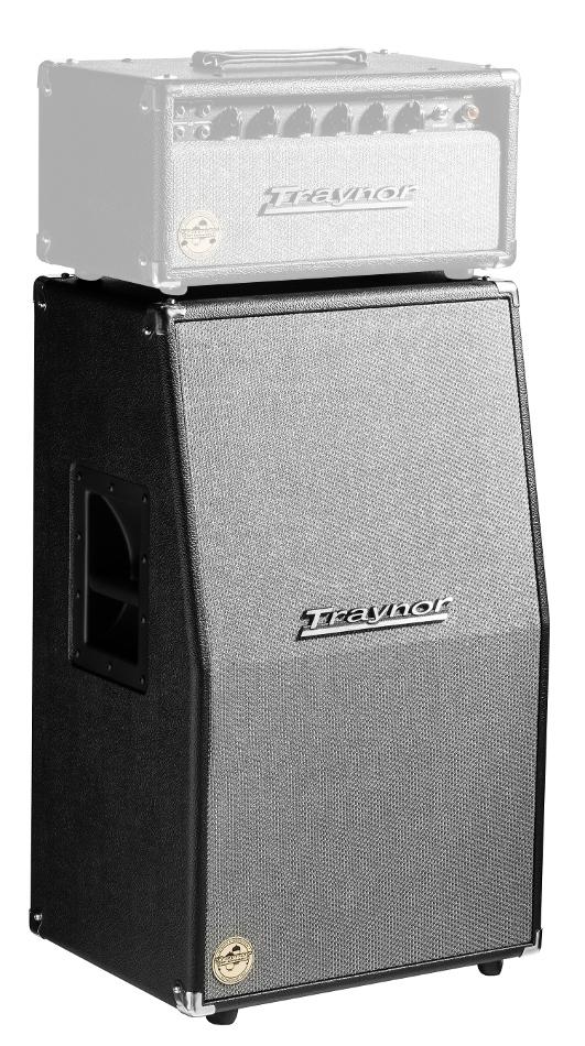 """2x12"""" 150W (8 Ohms) Slant Guitar Cabinet"""