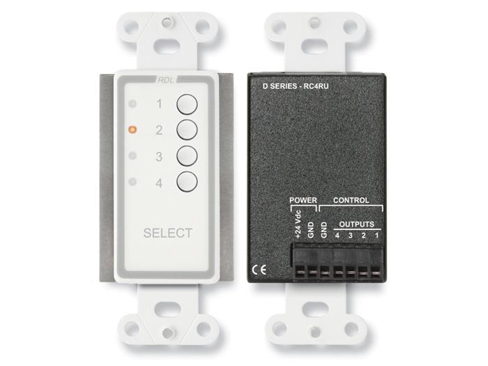4-Channel Remote Control