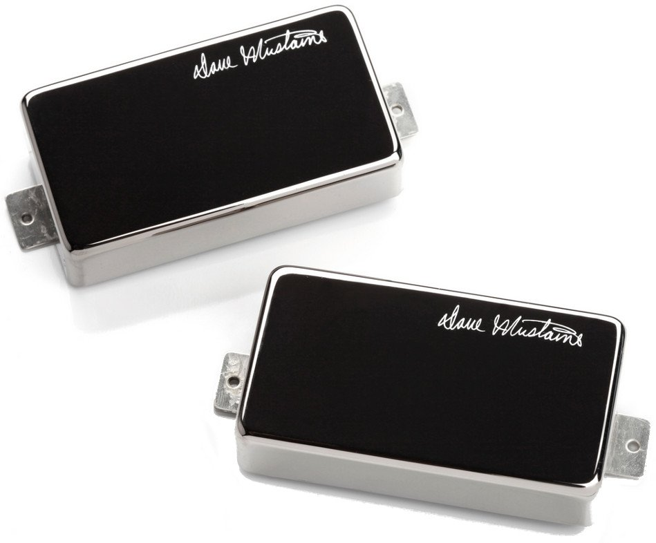 Livewire Dave Mustaine Pickup Set with Built-In Active 9V Preamp