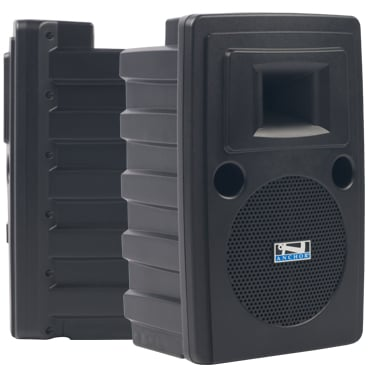 Anchor LIB-8000CU2 Liberty Sound System w/CD Plyr, 2 Wireless Receivers LIB-8000CU2