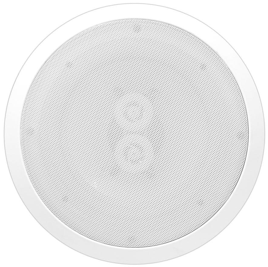 """8"""" Weatherproof 2-Way In-Ceiling / In-Wall Stereo Speaker"""