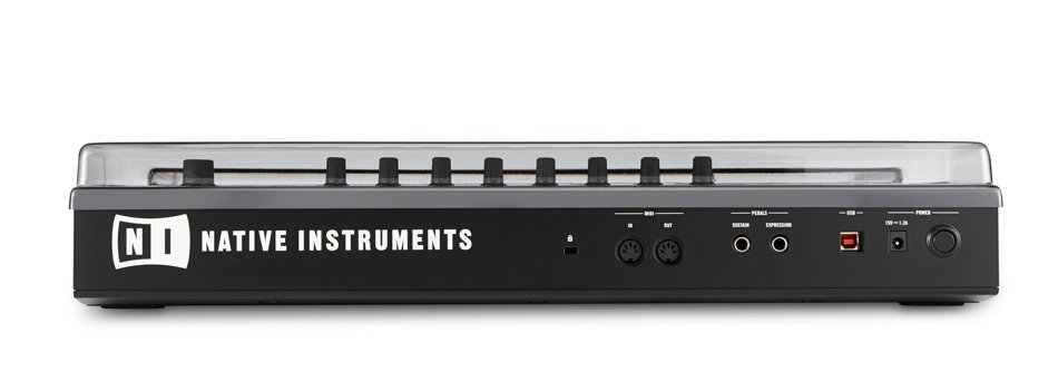 Cover for Native Instruments Kontrol S25